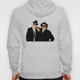 The Blues Brothers 80s movie Hoody