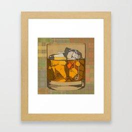 Scotch  Framed Art Print