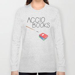 ACCIO BOOKS Long Sleeve T-shirt