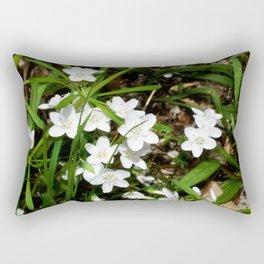 Spring Beauty 08 Rectangular Pillow