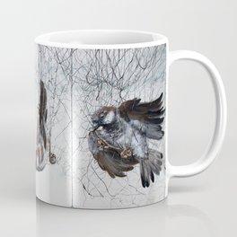 Caught in a net - detail Coffee Mug