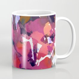 Poppy Patch Tapestry Coffee Mug
