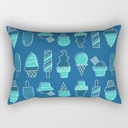 Ice cream 4 Rectangular Pillow