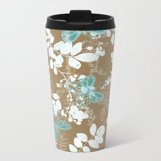 adrienne Metal Travel Mug