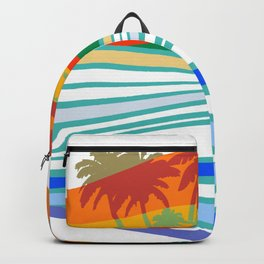 Come Sail with Me Backpack