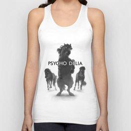 Psycho Delia Unisex Tank Top