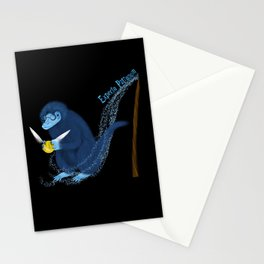 Expecto Patronum Niffler Stationery Cards