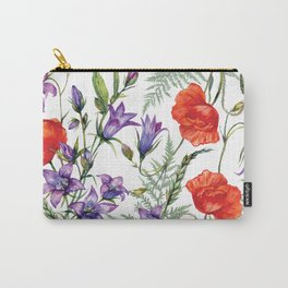 Where the wild flowers grow Carry-All Pouch