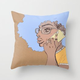 you used to call me Throw Pillow