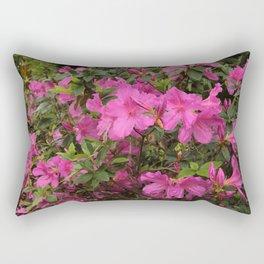 Azalea Time Rectangular Pillow