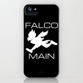 falcolombardi iPhone Case