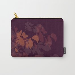 Plumberry Mood Carry-All Pouch