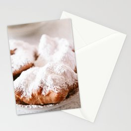 Beignets Stationery Cards