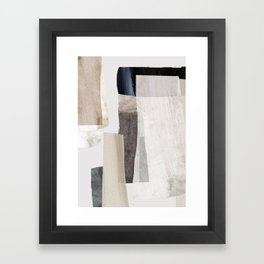 Clay Framed Art Print