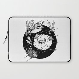 Deep sea Laptop Sleeve