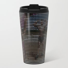 Social Surface - Exhibition at the beach Travel Mug