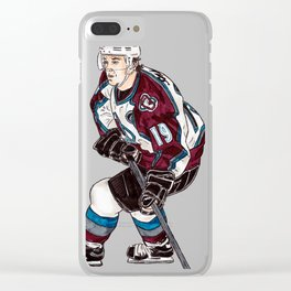 Sakic Clear iPhone Case