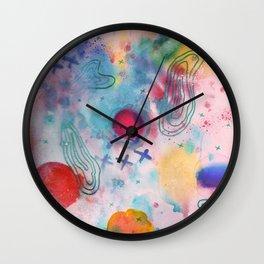 Cosmic Fantastic Wall Clock