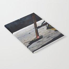 Magnificent desolation Notebook