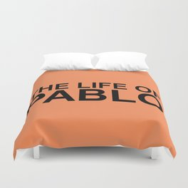 The Life of Pablo Duvet Cover