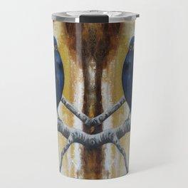 Blacky 1 Travel Mug