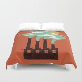 The Cloud Factory Duvet Cover