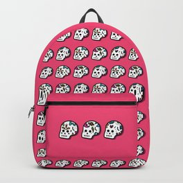 SUGAR SKULLS - PINK Backpack
