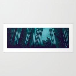 L'Ankou Art Print