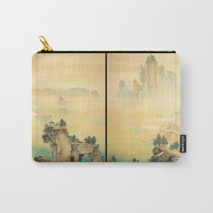 Good Omen - Yamamoto Shunkyo Carry-All Pouch