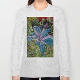 Hibiscus Long Sleeve T-shirt