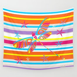 CN DRAGONFLY 1001 Wall Tapestry