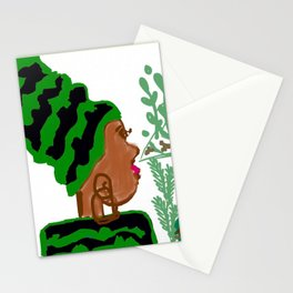 The Queen in You #2 Stationery Cards