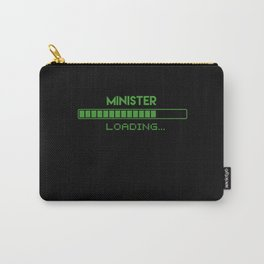 Minister Loading Carry-All Pouch