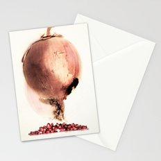 Onion story Stationery Cards