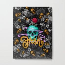 Fresh Metal Print