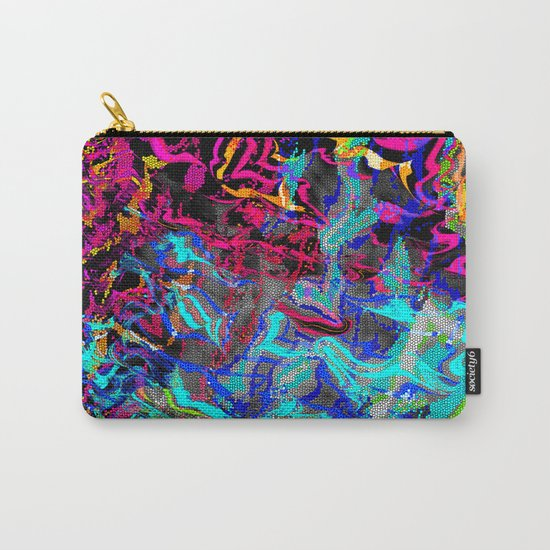 don't try - just make! Carry-All Pouch
