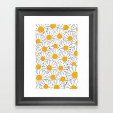 Marguerite-103 Framed Art Print
