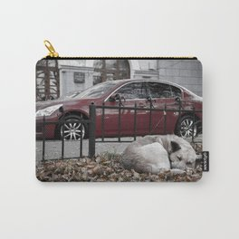 dream city dog Carry-All Pouch