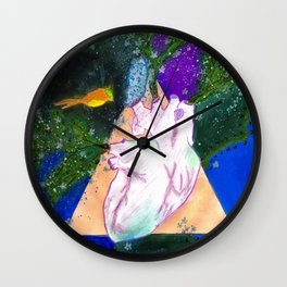 Karmic Revival Wall Clock