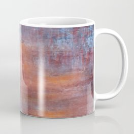 Orange Color Fog Coffee Mug