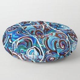 Happy Medley Remix (1) Floor Pillow