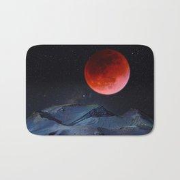 Blood Moon Bath Mat