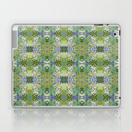 Garden Party - moss and mint Laptop & iPad Skin