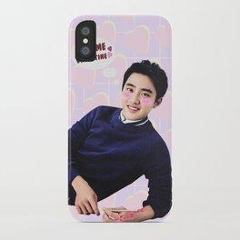 Call Me Valentine - Kyungsoo iPhone Case