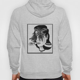 Grow Up (Black and white) Hoody