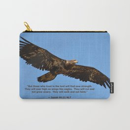 Soaring High!  -  Immature Carry-All Pouch