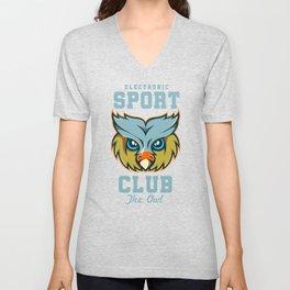 Electronic Sport Club Unisex V-Neck
