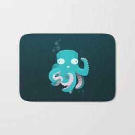 Kraken Bath Mat