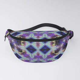 PATTERN HIBISCUS NEON Fanny Pack