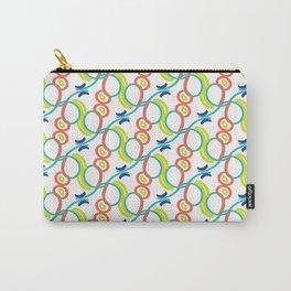 Summer Swirls 1. Carry-All Pouch